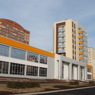Торговый комплекс Салмышская