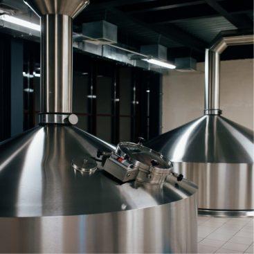 Вентиляция Оренбургский пивоваренный завод